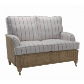 Desser Seville Sofa and Cushions