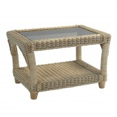Desser Stamford Coffee Table and Glass