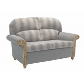 Desser Stamford Traditional Back 2 Seater Sofa