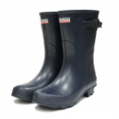 Town and Country Bradgate Wellies - Navy
