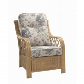 Desser Viola Armchair and Cushions