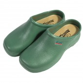 Town and Country EVA Super Soft Cloggies - Green