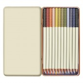 Orla Kiely Colouring Pencils - Linear Stem