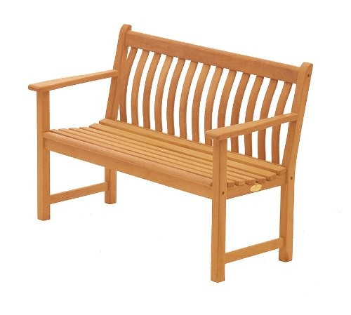 Alexander Rose Acacia Broadfield 4ft Bench