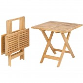 Alexander Rose Roble Occasional Table 53 x 53cm