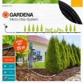 Gardena Rows of Plants Starter Set with Water Computer