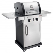 Char-Broil Professional 2200S Stainless Steel TRU-Infrared 2 Burner Gas BBQ
