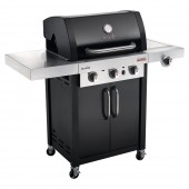 Char-Broil Professional 3400B Black TRU-Infrared 3 Burner Gas BBQ