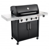 Char-Broil Professional 4400B Black TRU-Infrared 4 Burner Gas BBQ