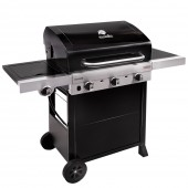 Char-Broil Performance 330 Black TRU-Infrared 3 Burner Gas BBQ