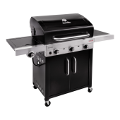 Char-Broil Performance 340 Black TRU-Infrared 3 Burner Gas BBQ