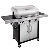 Char-Broil Performance 340 Stainless Steel TRU-Infrared 3 Burner Gas BBQ