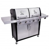 Char-Broil Professional 4600S Double Header Gas BBQ
