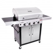 Char-Broil Performance 440 Stainless Steel TRU-Infrared 4 Burner Gas BBQ