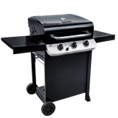 Char-Broil Convective 310 Black 3 Burner Gas BBQ