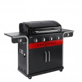Char-Broil Gas2Coal 2.0 4 Burner Gas BBQ