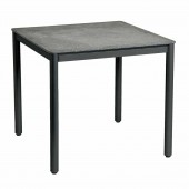 Alexander Rose Portofino Stone Top Table 80cm