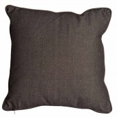 Alexander Rose Polyester Scatter Cushion - Charcoal