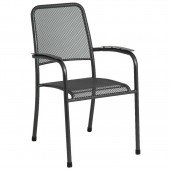 Alexander Rose Portofino Stacking Armchair