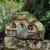Home Sweet Home Solar Powered Fairy House by Smart Garden
